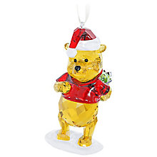 Swarovski Winnie The Pooh Christmas 2014 Hanging Ornament - Product number 2214725