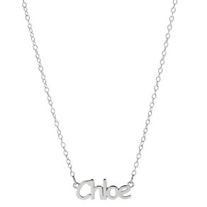 Children's Sterling Silver Chloe 14