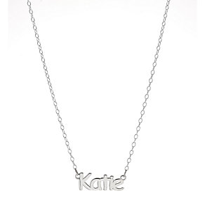 Children's Sterling Silver Katie 14