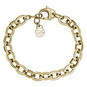 DKNY Must Have gold tone bracelet - Product number 2219336
