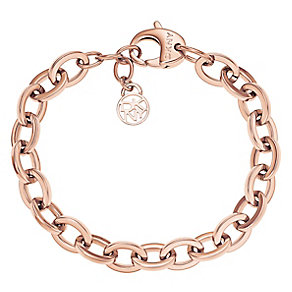 DKNY Must Have Rose Gold Tone Bracelet - Product number 2219344