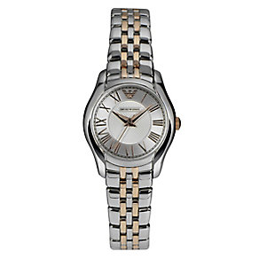 Emporio Armani Ladies'  Two Colour Bracelet Watch - Product number 2219727