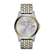 Marc Jacobs Ladies' Two Colour Bracelet Watch - Product number 2221039