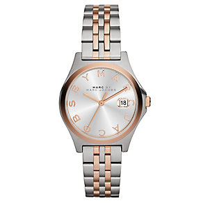 Marc by Marc Jacobs ladies' stainless steel bracelet watch - Product number 2221063