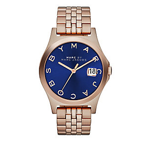 Marc by Marc Jacobs rose gold-plated bracelet watch - Product number 2221217
