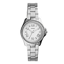 Fossil Cecile ladies' stainless steel bracelet watch - Product number 2221241
