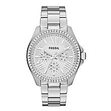 Fossil ladies' stainless steel chronograph bracelet watch - Product number 2221284