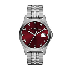 Marc by Marc Jacobs ladies' stainless steel bracelet watch - Product number 2222744