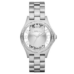 Marc By Marc Jacobs ladies' stainless steel bracelet watch - Product number 2222779