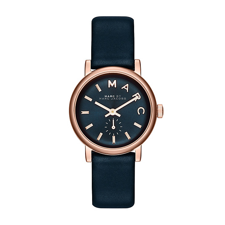Marc Jacobs Ladies' Leather Strap Watch - Product number 2222817