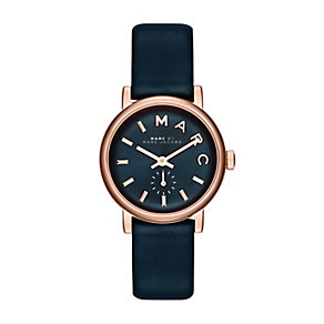 Marc by Marc Jacobs leather strap watch - Product number 2222817