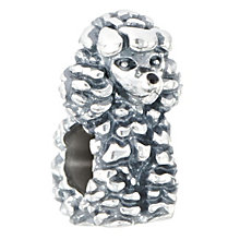 Chamilia sterling silver poodle bead - Product number 2225638