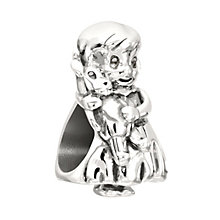 Chamilia Sugar & Spice Girl sterling silver bead - Product number 2226197