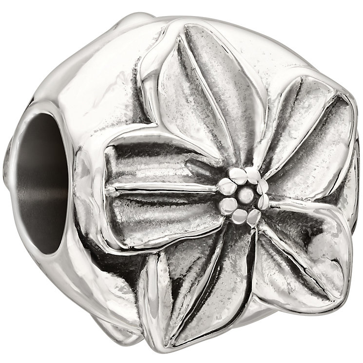 Chamilia Forget Me Not sterling silver bead - Product number 2226219