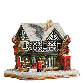 Lilliput Lane Christmas Deliveries - Product number 2231522
