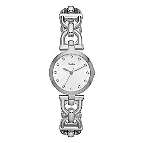 Fossil ladies' stainless steel bracelet watch - Product number 2233185