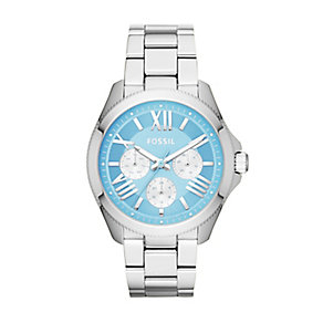 Fossil ladies' stainless steel chronograph bracelet watch - Product number 2233282