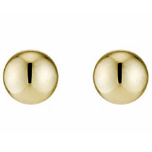9ct Yellow Gold Stud Earrings - Product number 2236796