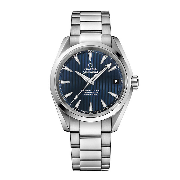 Omega Seamaster Aqua Terra 150M men's bracelet watch - Product number 2243148