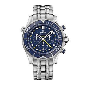 Omega Seamaster men's chronograph bracelet watch - Product number 2243210