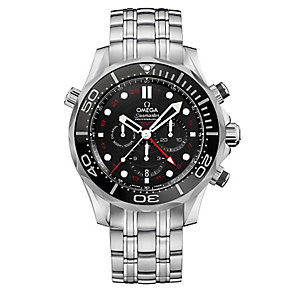 Omega Seamaster stainless steel bracelet watch - Product number 2243229