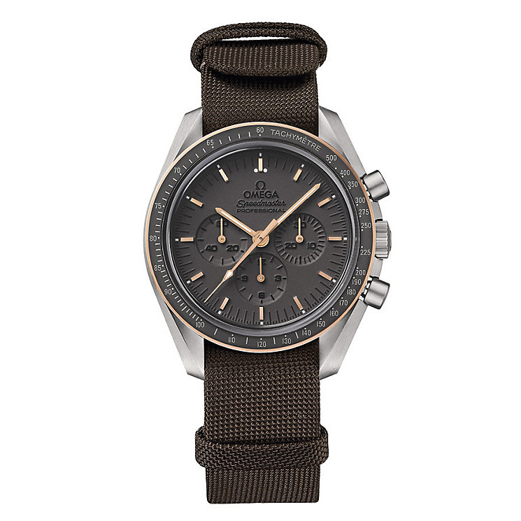 Omega Speedmaster Apollo 11 Moonwatch men's Strap watch - Product number 2243245