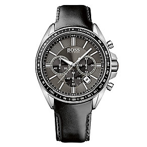 Hugo Boss men's chronograph strap watch - Product number 2243342