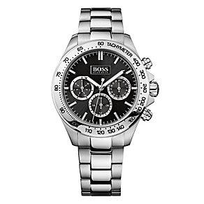 Hugo Boss men's stainless steel chronograph bracelet watch - Product number 2243369