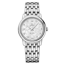 Omega De Ville Prestige Quartz ladies' bracelet watch - Product number 2243717
