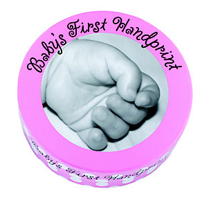 Mudpie Baby Girl's First Handprint Kit - Product number 2243830
