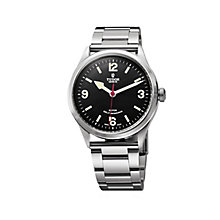 Tudor men's Heritage Ranger stainless steel bracelet watch - Product number 2245132