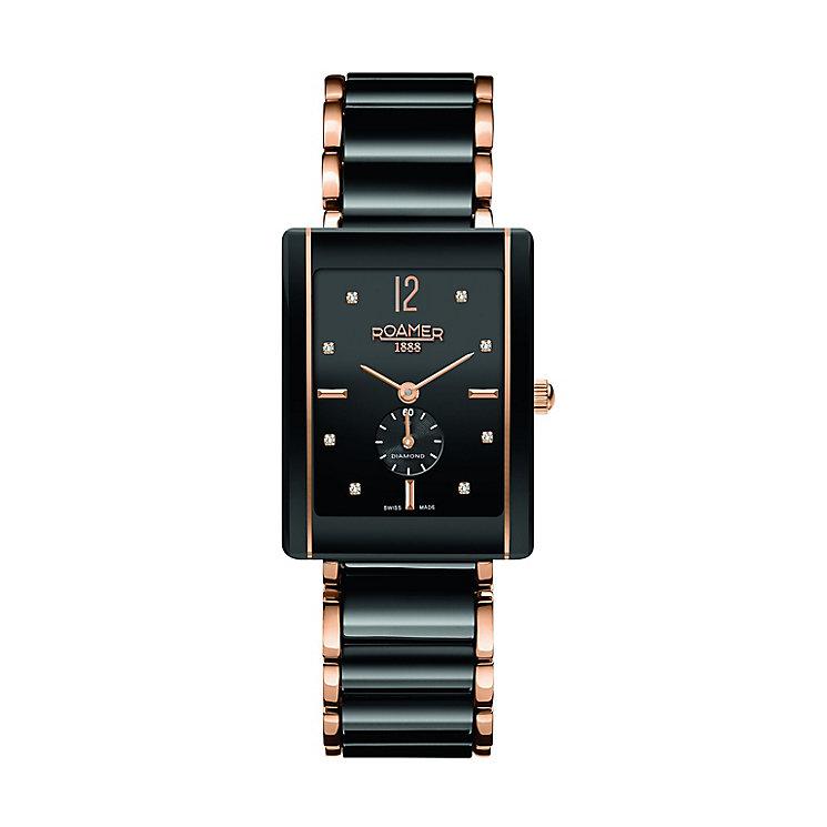 Roamer Ceraline Saphira ladies' bracelet watch - Product number 2245396