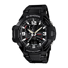 Casio G-Shock men's black resin strap watch - Product number 2245426
