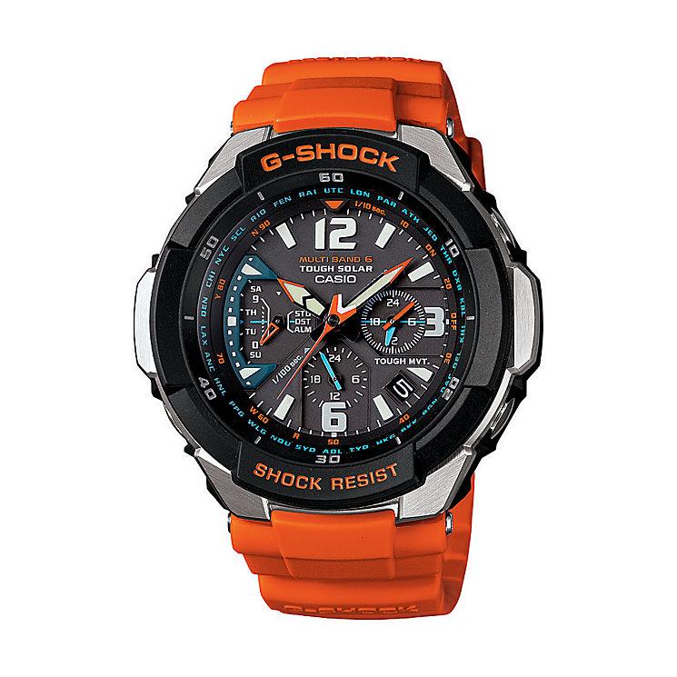 Casio G-Shock men's orange resin strap watch - Product number 2245442