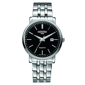 Roamer men's stainless steel bracelet watch - Product number 2245469