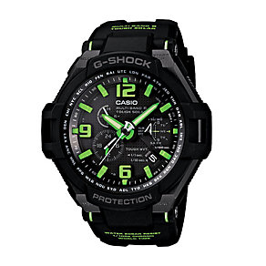 Casio G-Shock Gravity Defier men's black resin strap watch - Product number 2245523