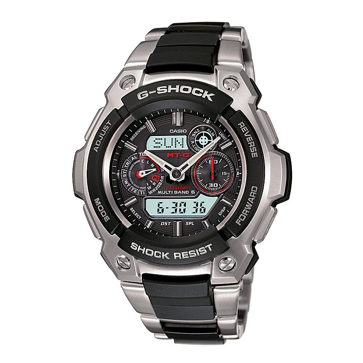 Casio G-Shock MTG men's 2 colour bracelet watch - Product number 2245582