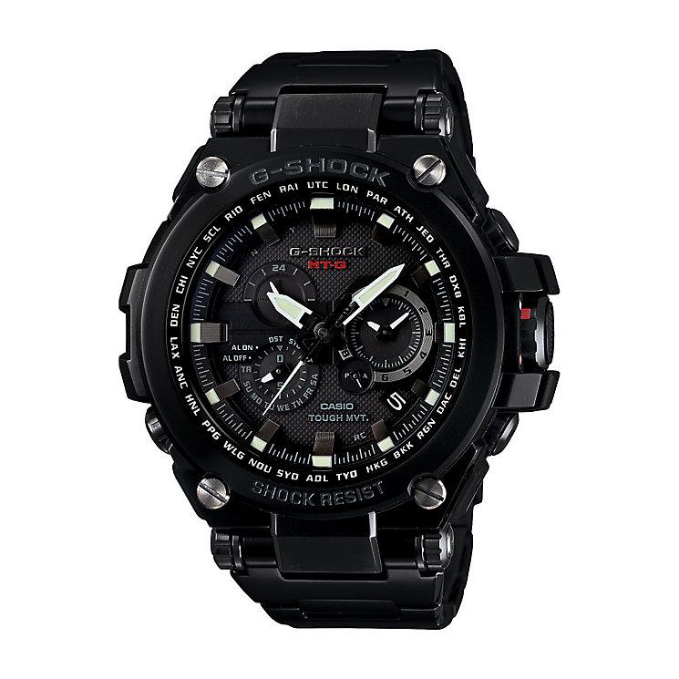 Casio G-Shock MTG men's black ion-plated bracelet watch - Product number 2245647