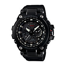 Casio G-Shock MTG men's black ion-plated bracelet watch - Product number 2245647