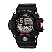 Casio G-Shock Rangeman men's black resin strap watch - Product number 2245728