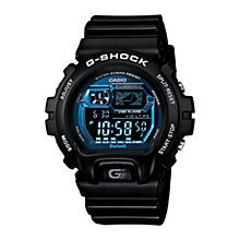 Casio G-Shock Bluetooth men's black ion-plated strap watch - Product number 2245736