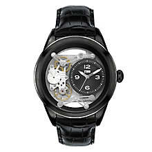 Storm Men's Tiranson Black Leather Quartz Watch - Product number 2247127