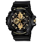 Casio G-Shock men's golden & black resin strap watch - Product number 2247186