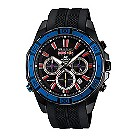 Casio Edifice Red Bull men's black ion-plated strap watch - Product number 2248158