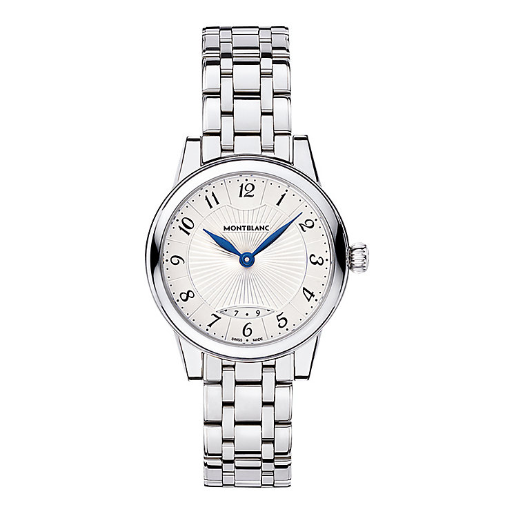 Montblanc Boheme ladies' stainless steel bracelet watch - Product number 2252074