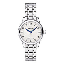 Montblanc Boheme ladies' stainless steel bracelet watch - Product number 2252074