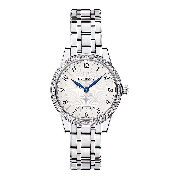 Montblanc Boheme ladies' stainless steel bracelet watch - Product number 2252090
