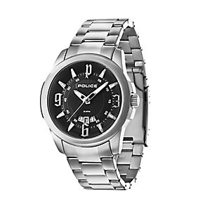 Police Men's Stainless Steel Bracelet Watch - Product number 2253070