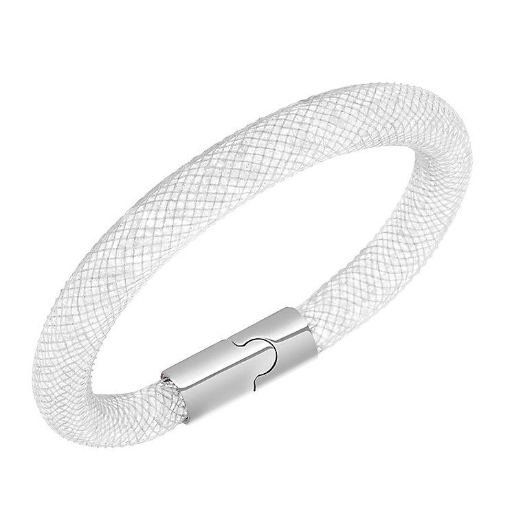 Swarovski Stardust light grey crystal bracelet size M - Product number 2268523