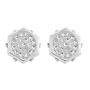 Swarovski Bolt silver tone crystal earrings - Product number 2268698